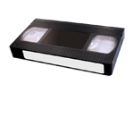 VHS to DVD is one of the video tape formats we transfer