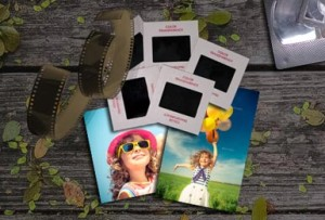 Slide Photo and Negative Scanning