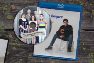 Photos on DVD