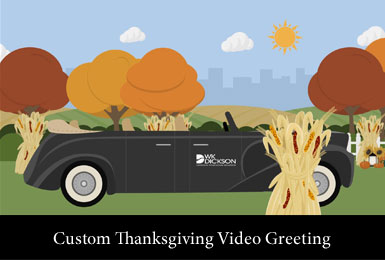 Corporate Thanksgiving Greeting